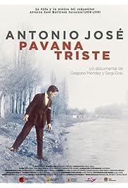 Antonio José. Pavana triste