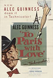 To Paris with Love Poster