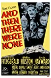 And Then There Were None poster thumbnail