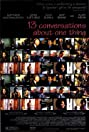 Thirteen Conversations About One Thing (2001) Poster