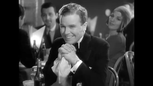 Regis Toomey in Framed (1930)