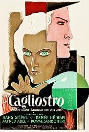 Cagliostro - Liebe und Leben eines großen Abenteurers Poster
