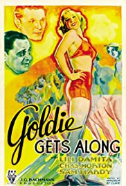 Goldie Gets Along Poster