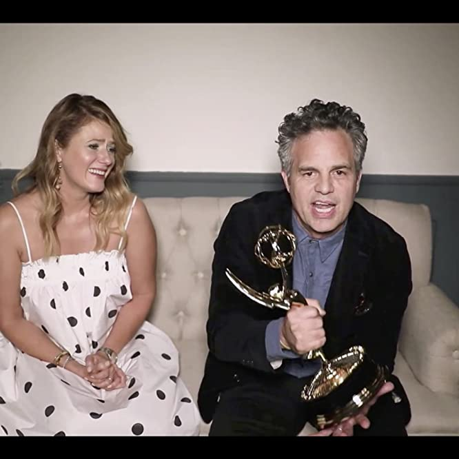 Mark Ruffalo at an event for The 72nd Primetime Emmy Awards (2020)