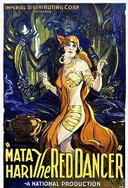 Mata Hari: the Red Dancer Poster