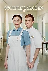 Molly Blixt Egelind and Morten Hee Andersen in Sygeplejeskolen (2018)