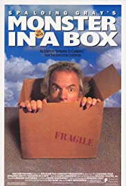 Monster in a Box(1992) Poster - Movie Forum, Cast, Reviews