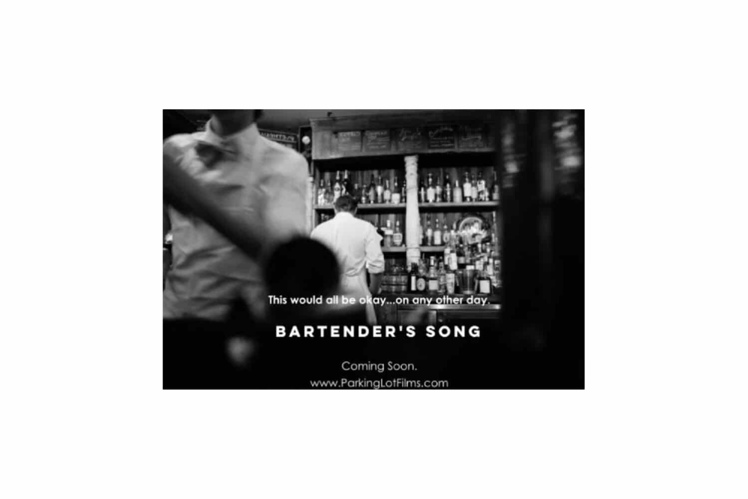 Bartender's Song (2018)