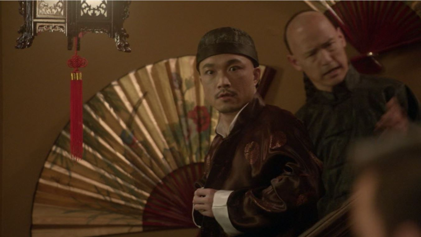 Norman Yeung in Murdoch Mysteries (2008)