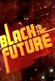 Black to the Future Poster