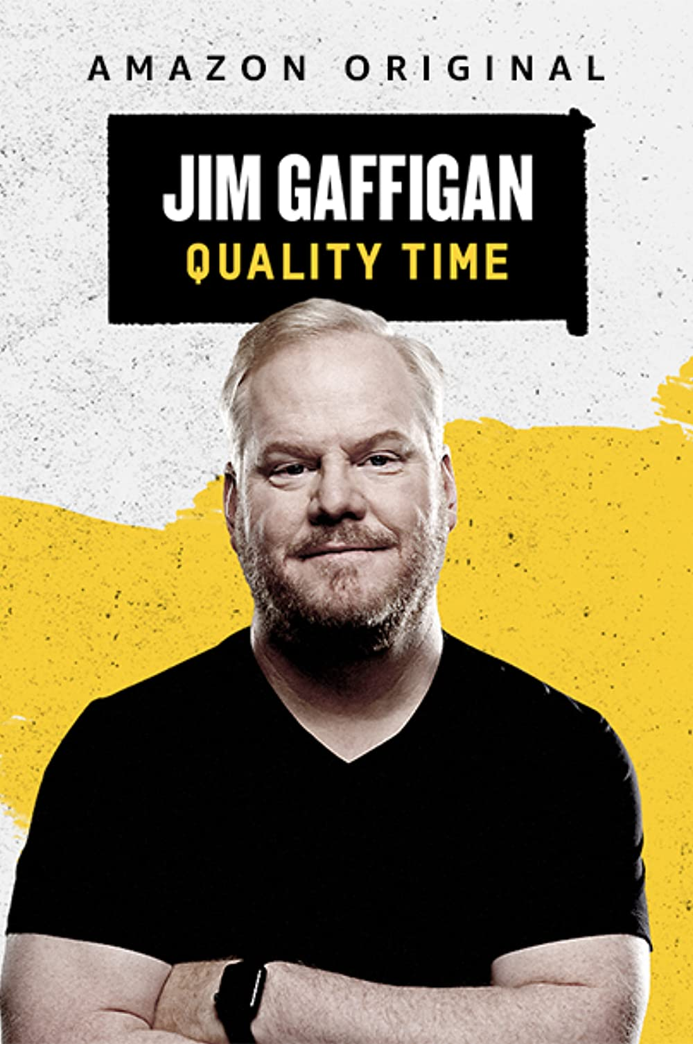 Filmbeschreibung zu Jim Gaffigan: Quality Time