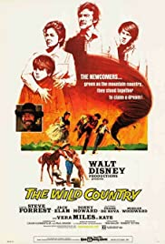 The Wild Country Poster
