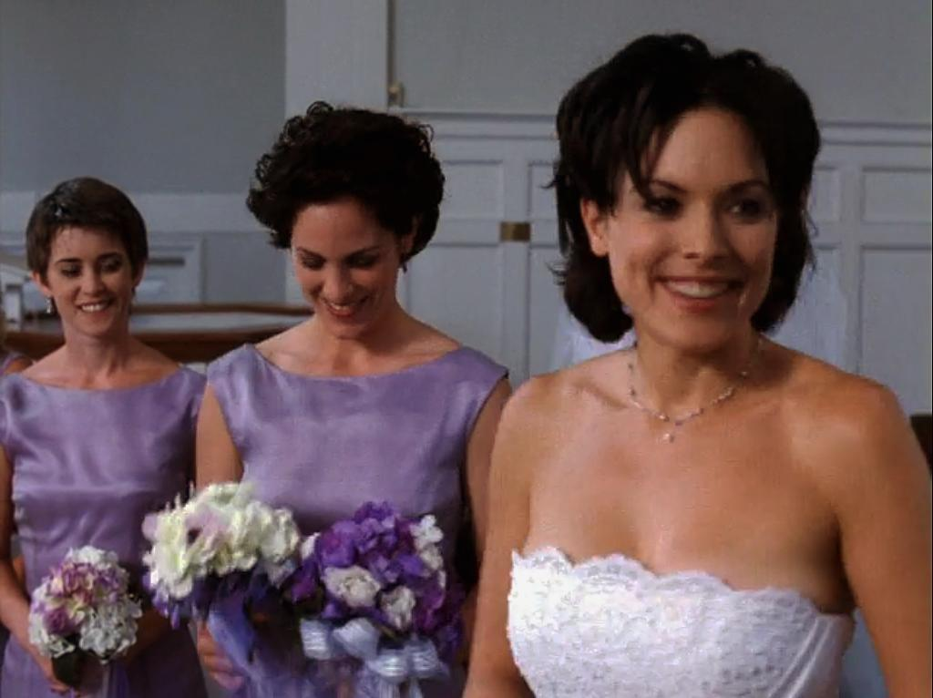 Annabeth Gish, Jenn Gross, and Liz Vassey in Pursuit of Happiness (2001)