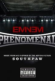 Eminem: Phenomenal Poster