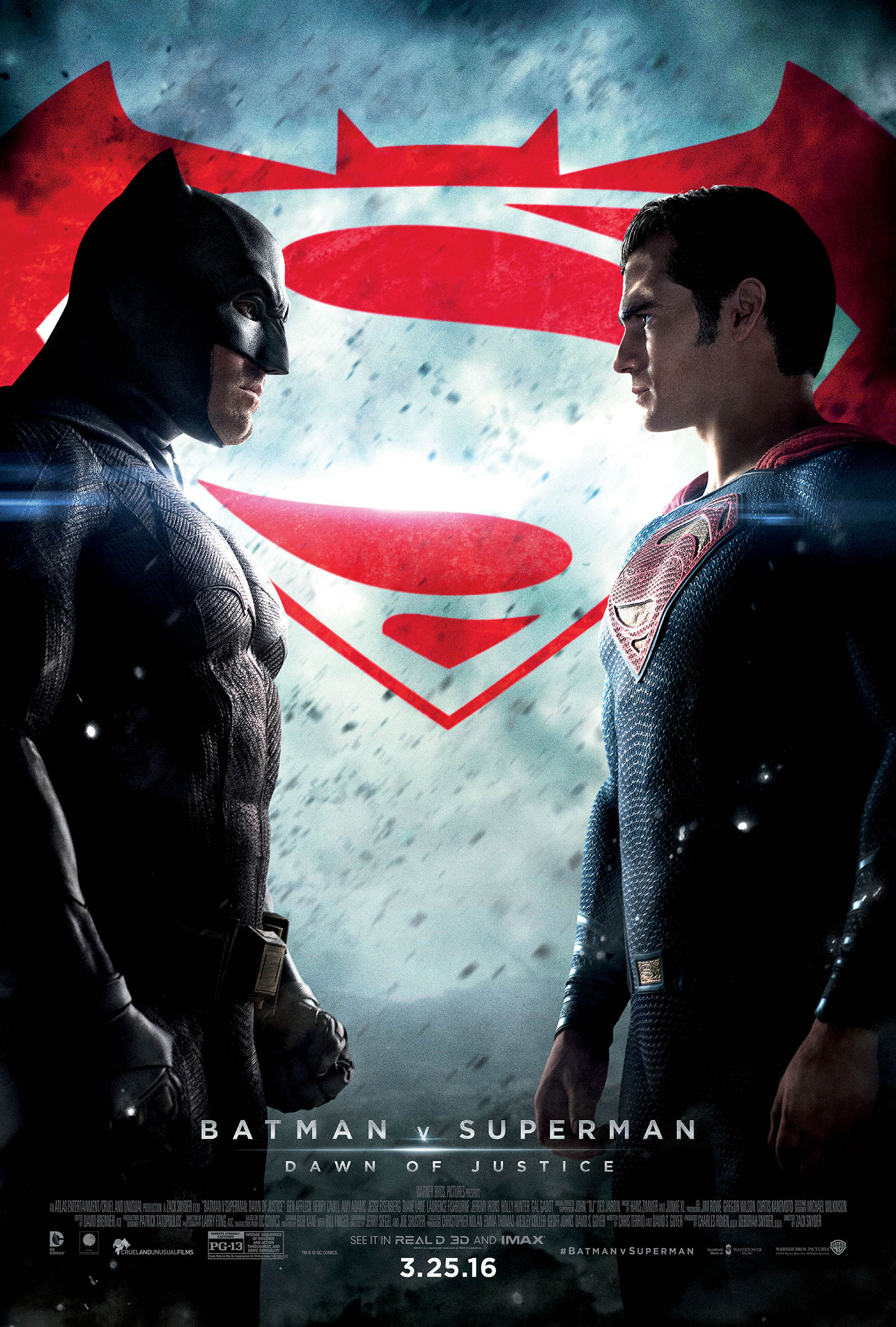 4670f32445 Batman v Superman: Dawn of Justice (2016) - IMDb