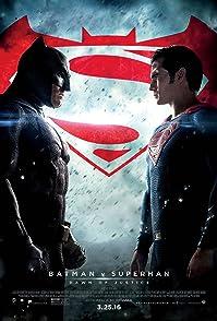 Batman v Superman Dawn of Justiceแบทแมน ปะทะ ซูเปอร์แมน แสงอรุณแห่งยุติธรรม