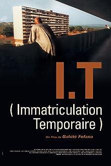 I.T. - Immatriculation temporaire (2001)