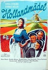 Hollandmädel Poster
