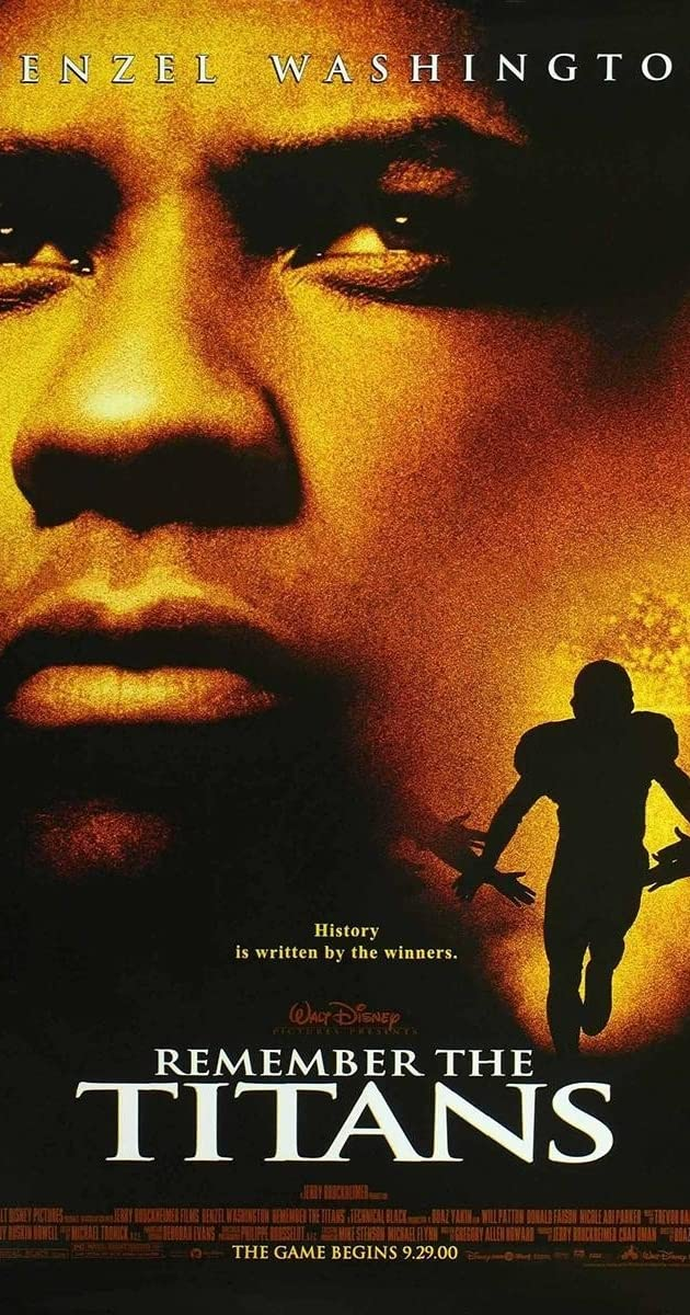 Watch Full HD Movie Remember the Titans (2000)