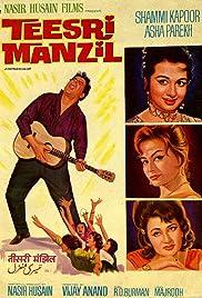Teesri Manzil(1966) Poster - Movie Forum, Cast, Reviews