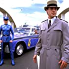 Elaine Hendrix and French Stewart in Inspector Gadget 2 (2003)