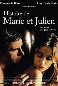 Histoire de Marie et Julien (2003) Poster - Movie Forum, Cast, Reviews