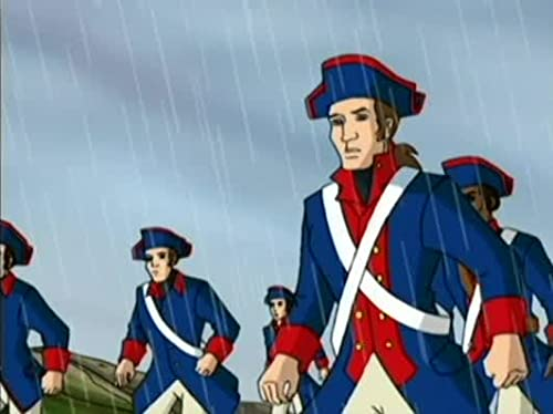 Liberty's Kids: Conflict In The South
