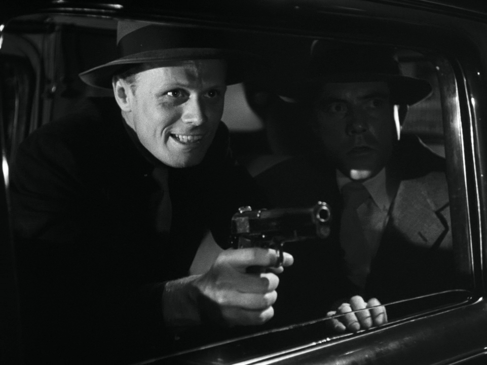 Richard Widmark in Kiss of Death (1947)