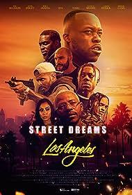 Lester Speight, Kamy D. Bruder, Eric Bellinger, Jordan Cann, Siya, Aaron Thompson, and Vanessa Deleon in Street Dreams: Los Angeles (2018)
