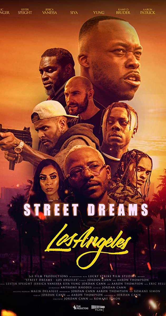 Subtitle of Street Dreams - Los Angeles