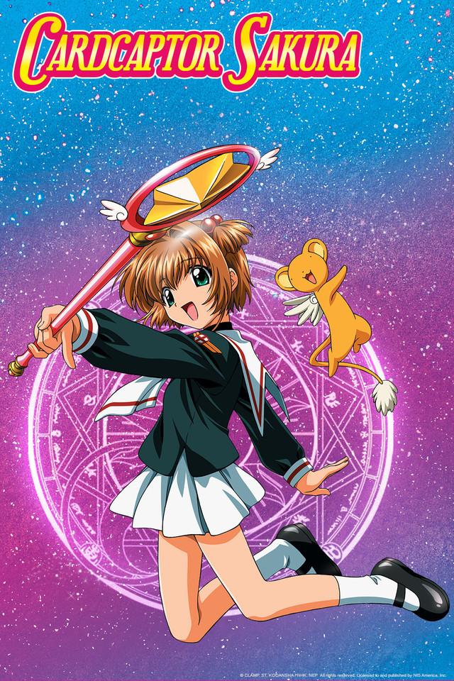 Phim Thủ Lĩnh Thẻ Bài - Cardcaptor Sakura (1998)