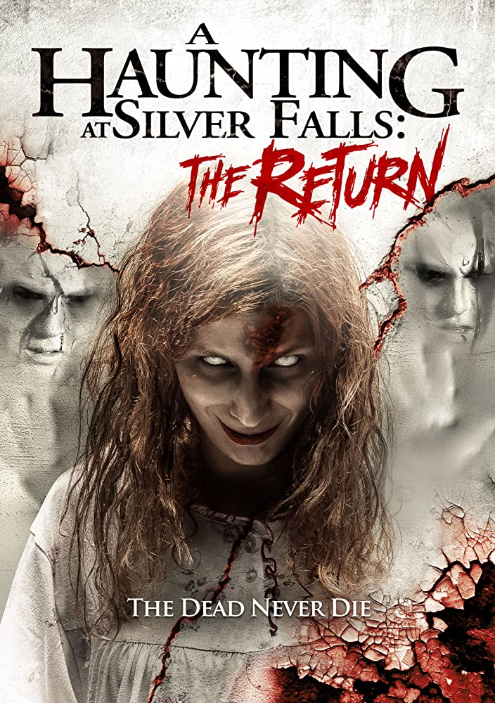 A Haunting at Silver Falls The Return (2019) English 720p HDRip 800MB