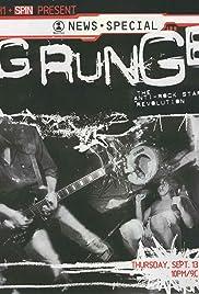 VH1 News Special: Grunge Poster