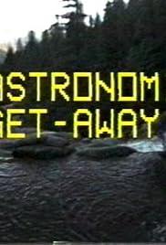 Gastronomic Getaway Poster