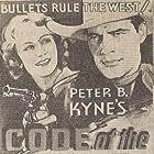 Mary Blake and Charles Starrett in Code of the Range (1936)