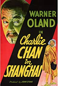 Charlie Chan in Shanghai (1935) Poster - Movie Forum, Cast, Reviews