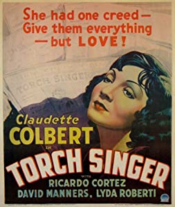 Movies trailers download Torch Singer by William A. Seiter [720pixels]