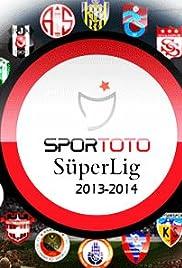 2013-2014 Süper Lig Poster