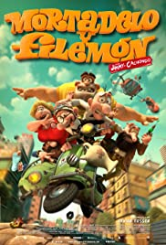 Mortadelo and Filemon: Mission Implausible Poster
