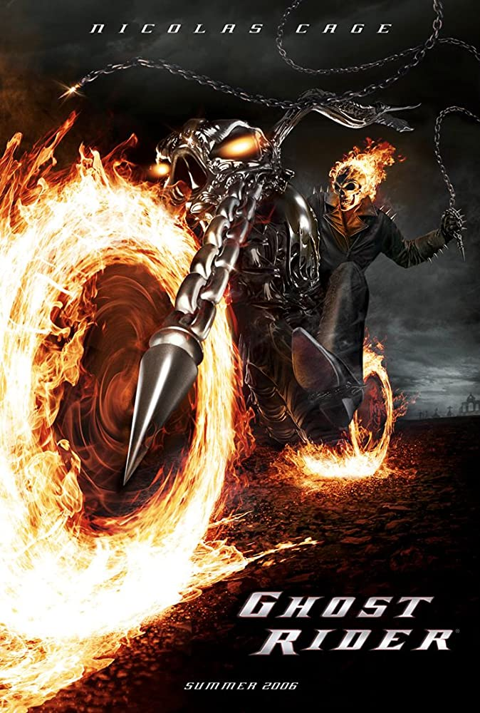Ghost Rider (2007) Hindi Dubbed