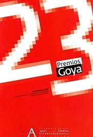 23 premios Goya Poster