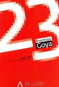 Primary photo for 23 premios Goya