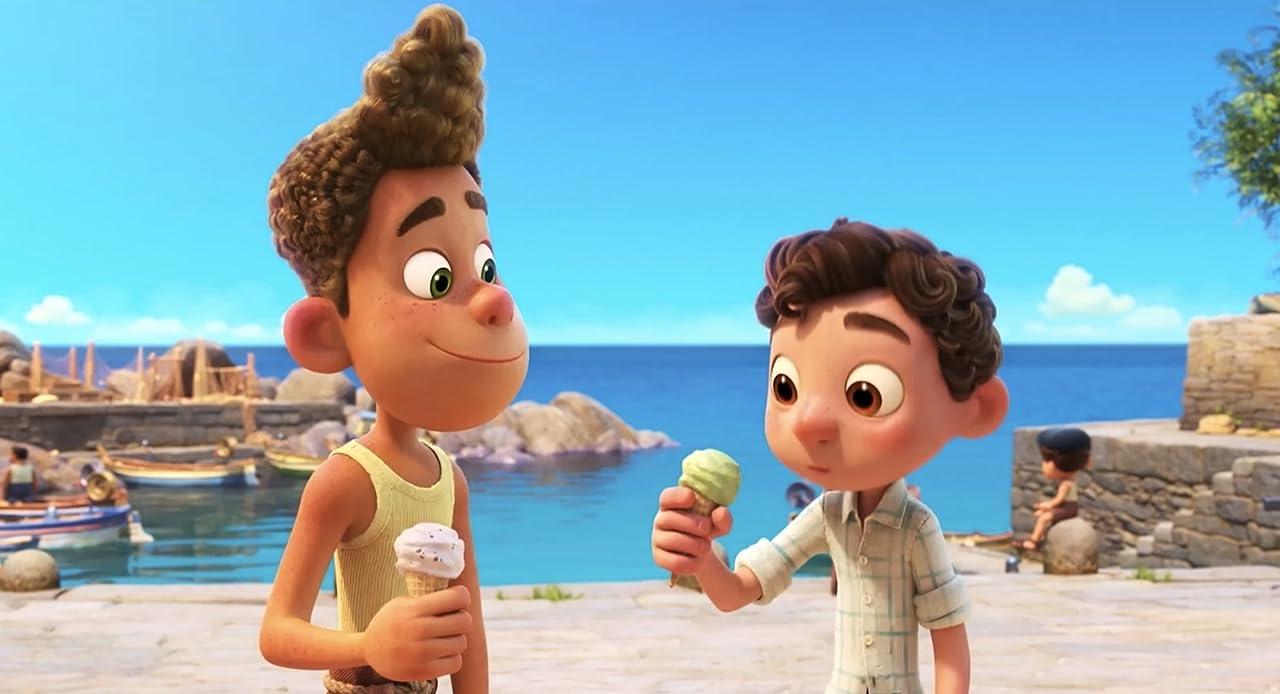 Luca   Premieres on Disney Plus on Friday, June 18