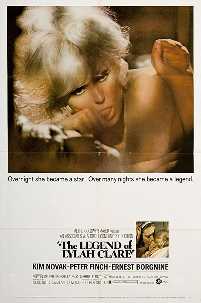The Legend of Lylah Clare (1968)