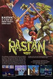 Rastan Poster