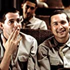 Matthew Broderick and Casey Siemaszko in Biloxi Blues (1988)