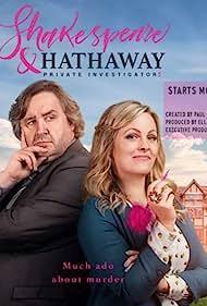 Mark Benton and Jo Joyner in Shakespeare & Hathaway: Private Investigators (2018)