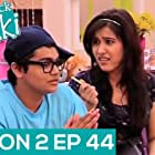 Sheena Bajaj and Yash Mittal in Best of Luck Nikki (2011)
