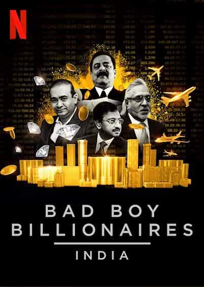 Bad Boy Billionaires India Season 1 Complete (Hindi Dubbed)
