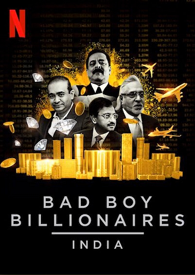 Bad Boy Billionaires: India (2020) Hindi NF WEB-DL x264 AAC ESUB